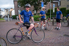 Eroica Limburg 2016 (grobs gfx) Tags: eroica eroicalimburg vintage steelisreal brooks bike cycle cycling cyclechic cyclestyle cycleculture raleigh mercian freddiegrubb valkenburg holland netherlands nederland gravel bianchi 10speed 12speed leroica dutch festival racer roadracing roadcycling heroic reynolds celeste columbus shimano campagnolo 531