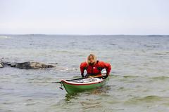 Lee p Tngkurs (Anders Sellin) Tags: 2016 kajak skrgrd svartlga sverige sweden archipelago baltic kurs sea sommar stockholm summer training stersjn skrgrd svartlga stersjn