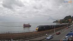 Train, boat but no plane (emmettwells) Tags: dawlish