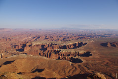 Canyonland Grand View Point Overlook (@ViGoo') Tags: usa utah moab lieux canyonland pentax1855 pentaxkr