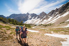 2016Upperpaintbrush13s-12 (skiserge1) Tags: park camping lake mountains america freedom hiking grand jackson national backpacking wyoming teton tetons