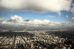 Santiago desde Skycenter Costanera (alxfns) Tags: sky rascacielo