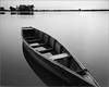 Лодка (Yuriy Sanin) Tags: kievrus ukraine yuriy sanin blackandwhite boat river горизонт horizon trees bushes 4x5 nagaoka юрий санин русь река лодка деревья кусты чб чернобелаяфотография