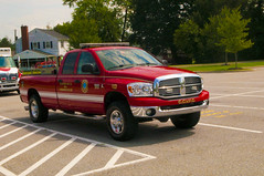 Volunteer Fire Company No. 1 Of Chesapeake City Brush 12 (Triborough) Tags: md maryland cecilcounty elkton ccvfc vfc1 volunteerfirecompanyno1ofchesapeakecity chesapeakecityvolunteerfirecompany firetruck fireengine brushtruck brush brush12 dodge ram 3500