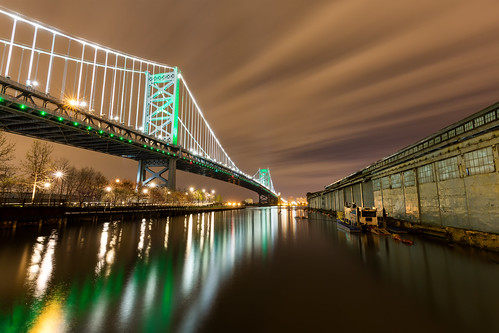 Thumbnail from Benjamin Franklin Bridge