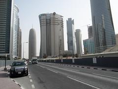 Doha new city.