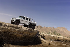 Mercedes-Benz G63 AMG 6x6 Showcar, Dubai 2013 (oksana8happy) Tags: mercedesbenz daimler gclass pressphoto presse g63amgshowcar