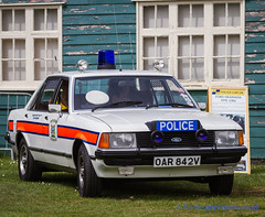 IMG_6670_Brooklands - Emergency Services Day 2015 (GRAHAM CHRIMES) Tags: classic ford car museum vintage photography day photos transport police granada 1978 emergency services brooklands 2015 28ltr oar842v wwwheritagephotoscouk
