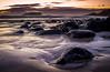 Sunrise Cook Island Fingal (StuCrawford) Tags: ocean sunrise rocks long exposure waves australia newsouthwales goldcoast cookisland fingalheads
