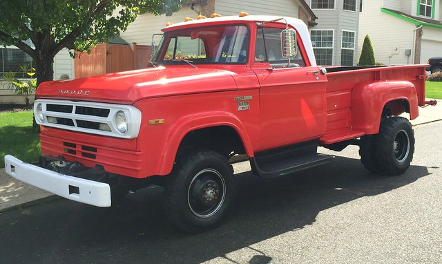 truck 4x4 dodge powerwagon