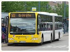 Bremerhavenbus 1222, Mercedes-Benz Citaro (v8dub) Tags: bus public car germany deutschland mercedes benz coach transport autobus allemagne bremerhaven autocar 1222 niedersachsen publique verkehrsmittel citaro ffentliche vbn bremerhavenbus