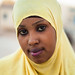 Local girl in Somaliland
