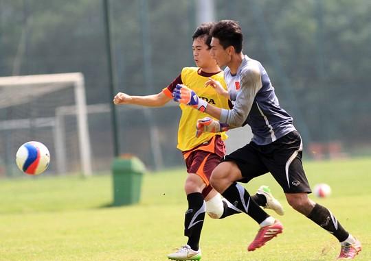 U23 Việt Nam - U23 Myanmar: Đá vì suất dự SEA GAMES