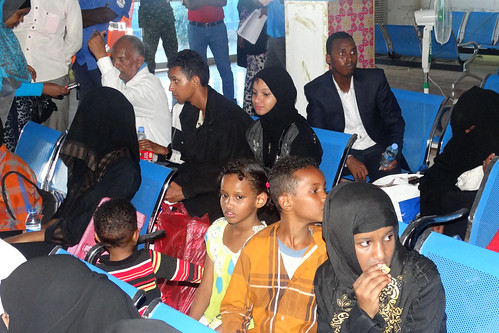 Evacuating Somalis from Yemen