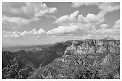 This is not America (Jean-Luc Lopoldi) Tags: bw montagne noiretblanc canyon ctedazur ciel sud