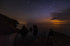 Watching (A Crowe Photography) Tags: longexposure wales night astrophotography nightsky northwales trefor nighttimephotography longexposurephotography welshlandscape welshflickrcymru welshphotographer welshphotography northwalesdailypost flickrunitedaward