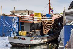 IWR-Curacao-090316 (18) (Indavar) Tags: street bridge people fishing market curacao tugboat oldlady caribbean tug curaao curazao caribe