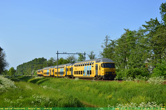 NS DD-AR 7342+1756 - Delft Zuid (Delft Trains) Tags: ns delft 1756 ddar 7342