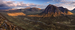 Glencoe (J McSporran) Tags: panorama landscape scotland highlands glencoe westhighlands buachailleetivemor f4l ef1635mm beinnachrulaiste sronnacreise canon6d