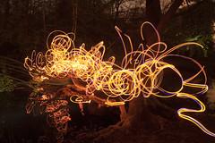 Destrunkction (Hugo Baptista) Tags: longexposure lightpainting lightart