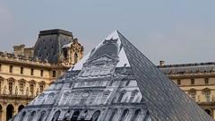 Louvre - Rivoli (alexandre.lesecq) Tags: paris beautiful photo view louvre pyramide rivoli pyramidedulouvre