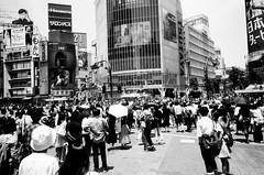 Hottest (Yosh the Fishhead) Tags: bw film monochrome japan tokyo blackwhite films 28mm ricoh gr1 foma fomapan100 fomapan ricohgr1 grlens