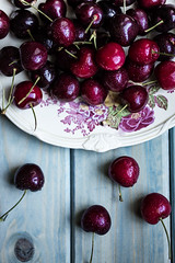 (donna leitch) Tags: stilllife macro fruit cherries 100mm tabletop donnaleitch