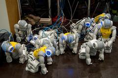 IMGP7370.jpg (Ingo Scholtz) Tags: fusball juli2016 juni2016 leipzig robocup2016 robocup roboter robots soccer