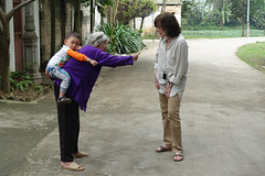 Duong Lam (EvanGilder) Tags: danielle people hanoi travel vietnam buddhism temple unesco duonglam