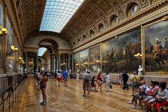 Chteau de Versailles. (jjcordier) Tags: chteaudeversailles galerie peinture napolon