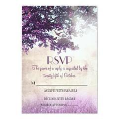 (Purple old oak tree wedding RSVP cards) #BirdsRsvp, #GardenWeddingRsvp, #Old, #PurpleTreeRsvp, #RadiantOrchid, #Reply, #Response, #RusticWeddingRsvp, #TreeWeddingRsvp, #Trees, #VintageWeddingRsvp is available on Custom Unique Wedding Invitations store ht (CustomWeddingInvitations) Tags: purple old oak tree wedding rsvp cards birdsrsvp gardenweddingrsvp purpletreersvp radiantorchid reply response rusticweddingrsvp treeweddingrsvp trees vintageweddingrsvp is available custom unique invitations store httpcustomweddinginvitationsringscakegownsanniversaryreceptionflowersgiftdressesshoesclothingaccessoriesinvitationsbinauralbeatsbrainwaveentrainmentcompurpleoldoaktreeweddingrsvpcards weddinginvitation weddinginvitations