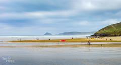 Perranporth Beach (ocadoo) Tags: landsend cornwall saintives lymeregis sea beach icecream