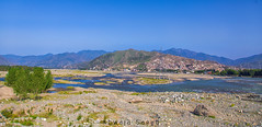 View Of River Swat And Bypass Mingora Swat (Khwaja Saeed) Tags: swat ayub bridge bypass mingora landscape nature water river pakistan kpk