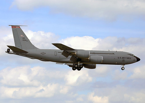91458 Boeing KC-135R Ohio ANG US Air force