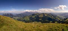 hohe salve (phlickrron) Tags: hohesalve panorama nature berg alpen clouds wandern weide