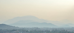 (ola_alexeeva) Tags: italy bergamo exploring италия бергамо природа горы nature mountains lover morning sunrise восход calm умиротворение blue нежность
