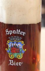 (:Linda:) Tags: glass germany bavaria town pub franconia foam hilpoltstein gasthofbgl spalterbier