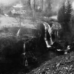 165 (antekatic365) Tags: autumn blackandwhite mill nature river waterfall nikon croatia slap hrvatska ante slunj korana rastoke katic slunjcica d3100