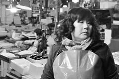 noryangjin8 (jedydjah) Tags: street city bw white black film 50mm strada minolta candid trix streetphotography bn scan d76 seoul developed xd7 bianco nero città trix400 pellicola rokkor noryangjin scansione urbanlifeinmetropolis analogicait