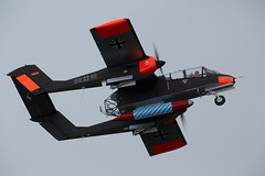 Bronco (Bernie Condon) Tags: plane flying display aircraft airshow bronco abingdon luftwaffe