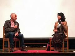 映画『アラヤシキの住人たち』トークイベントより、本橋成一監督と木内みどりさん