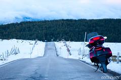 Winter Motorrad (DOCESMAN) Tags: bike honda moto motorcycle motor deauville motorrad motorcykel moottoripyörä motocykel motorkerékpár nt700v ntv700 docesman mototsikl danidoces