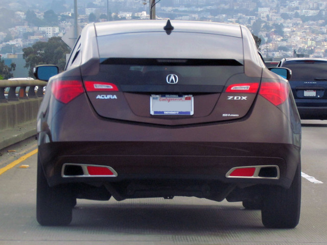 california cars car bay vehicles area bayarea vehicle acura zdx