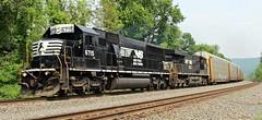 NS 6715 SD60 ex CR 6862 (Conrail1978) Tags: railroad train ns norfolk loco southern pa ge cr unit conrail emd duncannon sd60 es44dc 7531 6715 6862