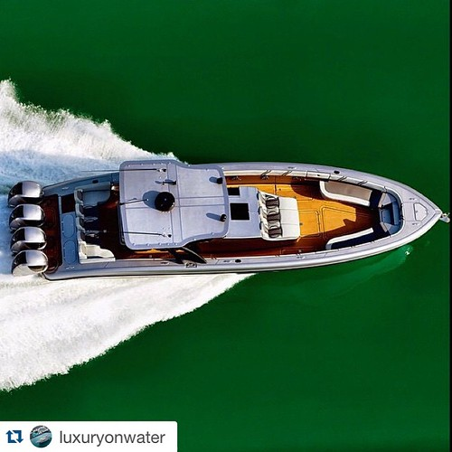 Good morning people and lets go for fishing!  #Repost @luxuryonwater Fishing In Style | @midnightexpressboats