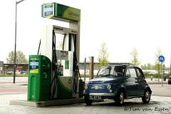 Fiat 500 (timvanessen) Tags: haarlem spaarne l 500 bp 500l dl8736
