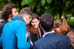 19 mai 2015 - inauguration Jardin collectif CIUP-18