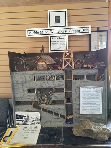 Pueblo Mine model