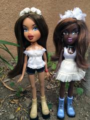 Queen B & Glam Gecko (prettyprince_) Tags: felicia doll fashiondoll bratz nevra