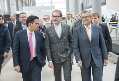 Simon Bridges, Alexander Dobrindt and José Viegas